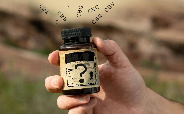 CBD or What? Crash Course On Cannabis-Derived Cannabinoids